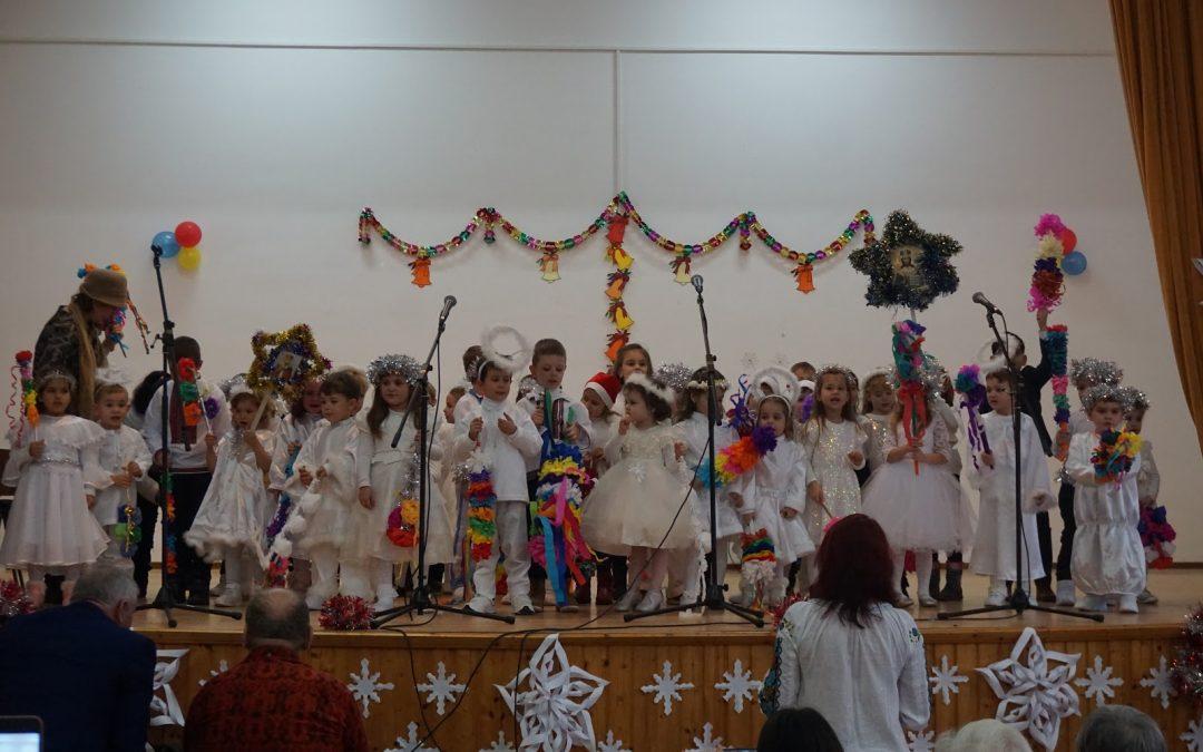 Зимові свята – грудень, Мурігіол, Тульча