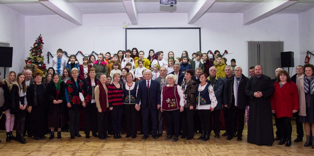 Фестиваль українських колядок та обрядів – 28 грудня 2019 року, Карансебеш, Караш-Северін