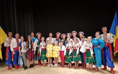 """Ansamblul «Kozaciok» și patru soliști UUR la Festivalul """"Zorile Baltice"""", 8-12 decembrie 2019, Riga, Letonia"""