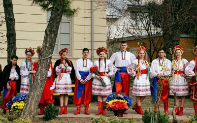 """Acțiunea culturală """"Rolul femeii în păstrarea identității etnice ucrainene"""""""