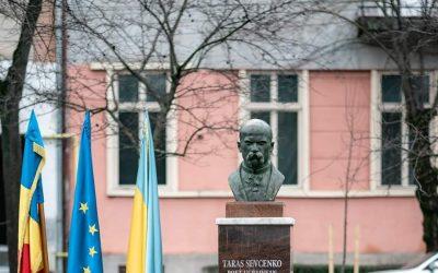 206 ani de la nașterea poetului Taras Șevcenko – 8 martie 2020, Satu Mare