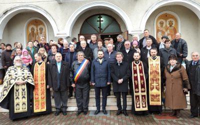 Comemorarea lui Taras Șevcenko – 7 martie 2020, Lugoj, Timiș