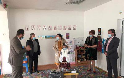 UUR a oferit materiale de protecție școlilor în care se studiază limba ucraineană – 28-29 mai 2020