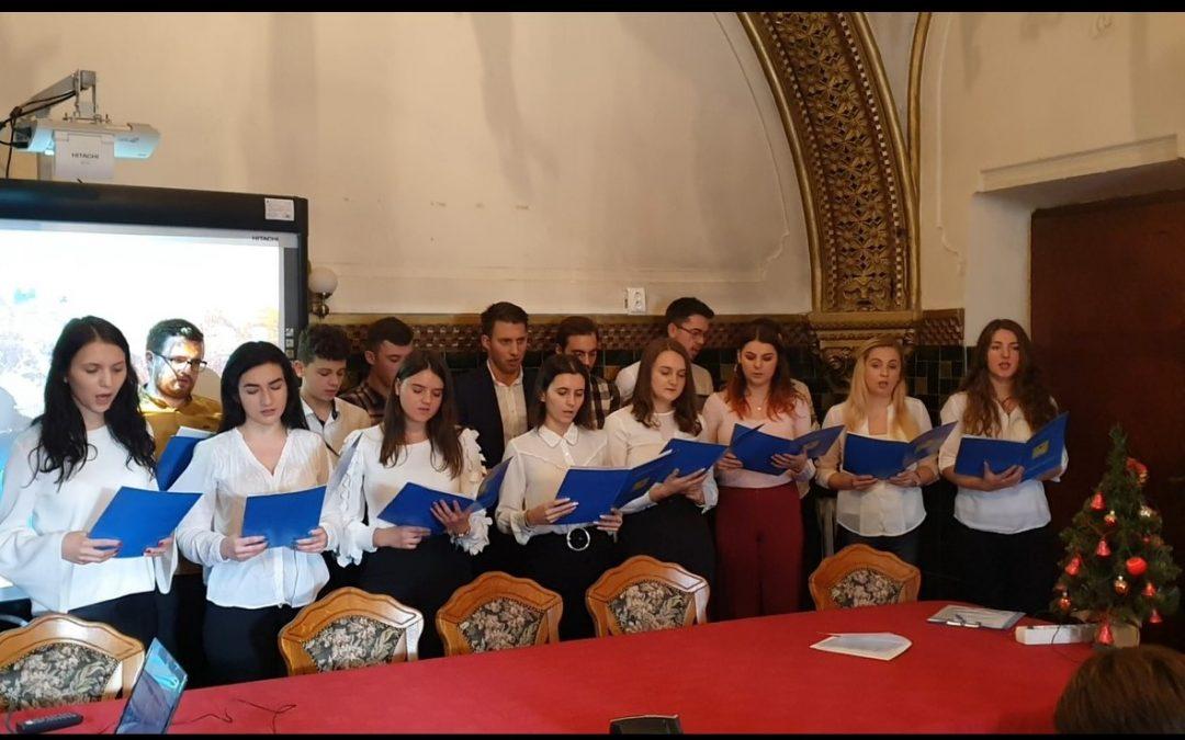 125 років з дня народження режисера Олександра Довженка – 7 грудня 2019 року в Клуж-Напоці