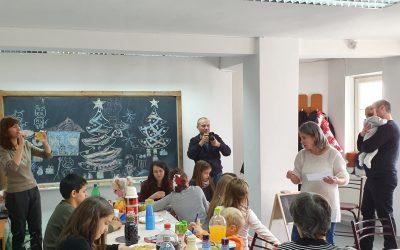 Clubul copiilor ucraineni – decembrie 2019 la Cluj-Napoca