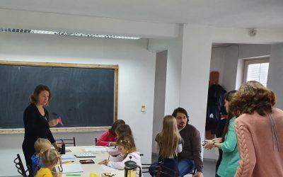 Clubul copiilor ucraineni – noiembrie 2019 la Cluj-Napoca