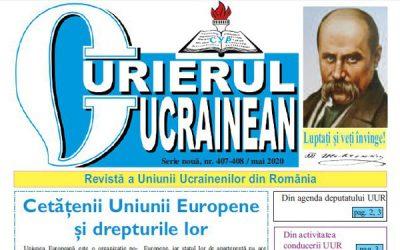 Curierul ucrainean nr. 407- 408, mai 2020