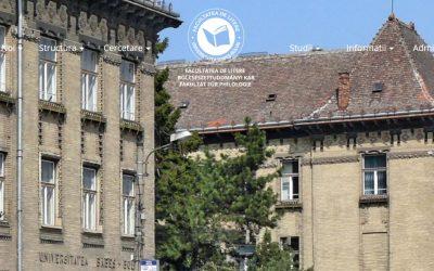 Admitere la Secția Ucraineană a Facultății de Litere a UBB, Cluj-Napoca