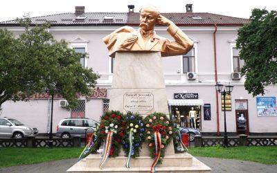 Filiala UUR-Maramureș a organizat o acțiune dedicată lui Taras Șevcenko