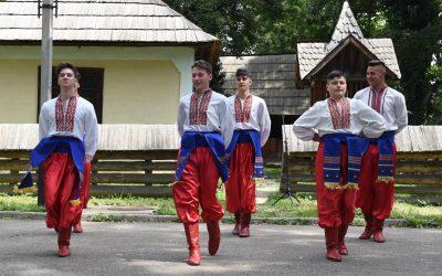 """Filiala UUR-București a organizat """"Zilele culturii ucrainene"""""""