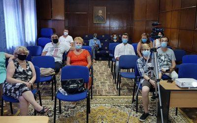 У Бухаресті відзначили 140-у річницю від дня народження В.Винниченка