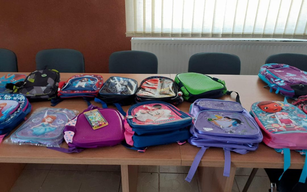 Сатумарська філія СУР організувала конкурс «Дитяча усмішка»