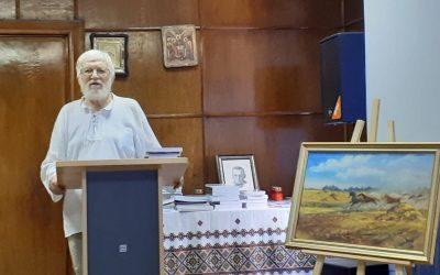 """Eveniment cultural """"Armonii literare ucraineano-române"""" – 4 iulie 2020, București"""
