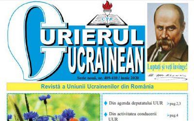Curierul ucrainean nr. 409-410, iunie 2020