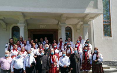 Corul Bisericii Ortodoxe Ucrainene din Bistra a împlinit 50 de ani