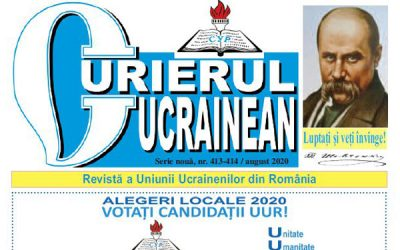 Curierul ucrainean nr. 413-414, august 2020