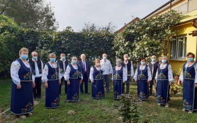 Spectacol de cântece religioase ucrainene la Caransebeş