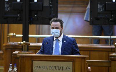 Agenda deputatului – decembrie 2020