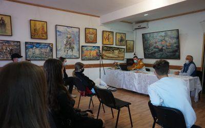 Тулчанська філія СУР провела художньо-літературний захід