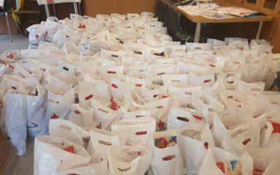 UUR a oferit cadouri copiilor cu ocazia sărbătorilor de iarnă