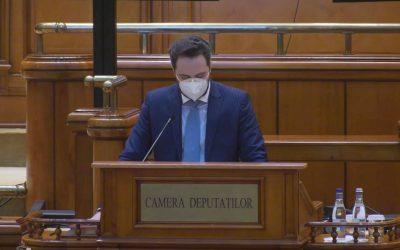 Presedintele UUR, Nicolae Miroslav Petrețchi, a depus jurământul în Parlament