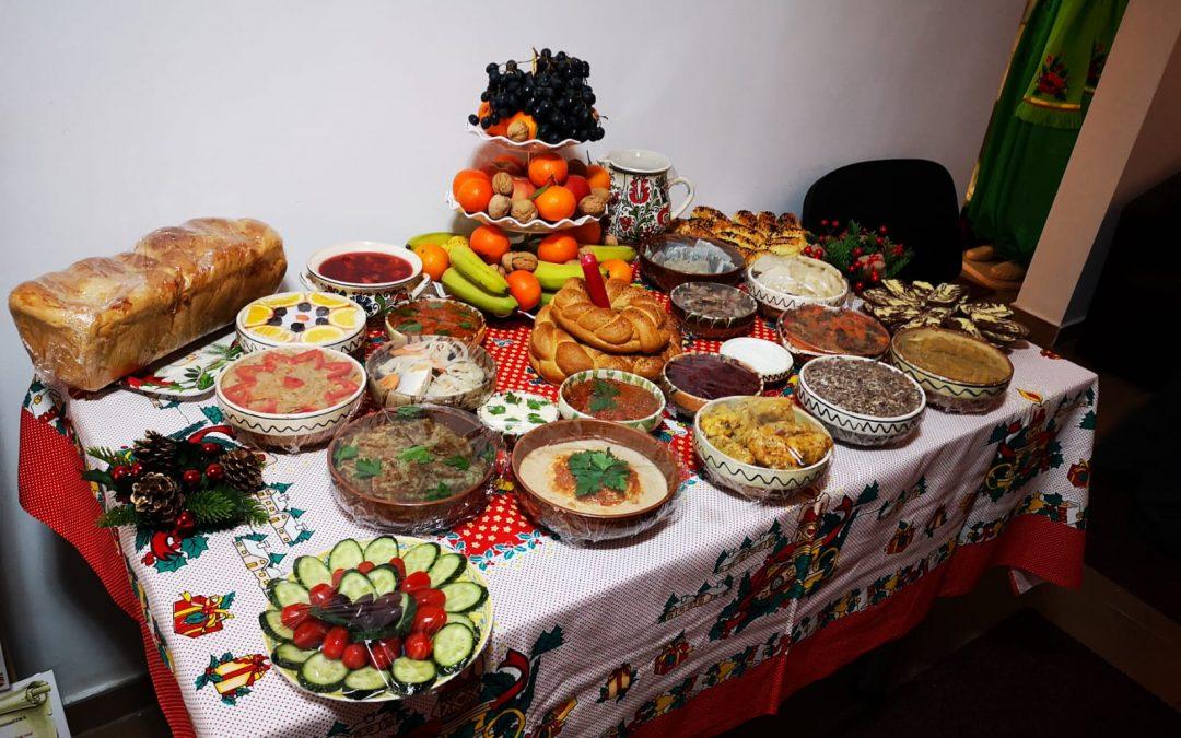 Filiala UUR-Iași a sărbătorit Crăciunul pe stil vechi