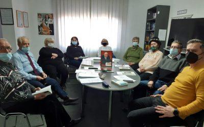 Filiala UUR-Caraș-Severin l-a comemorat pe scriitorul Ștefan Tcaciuc