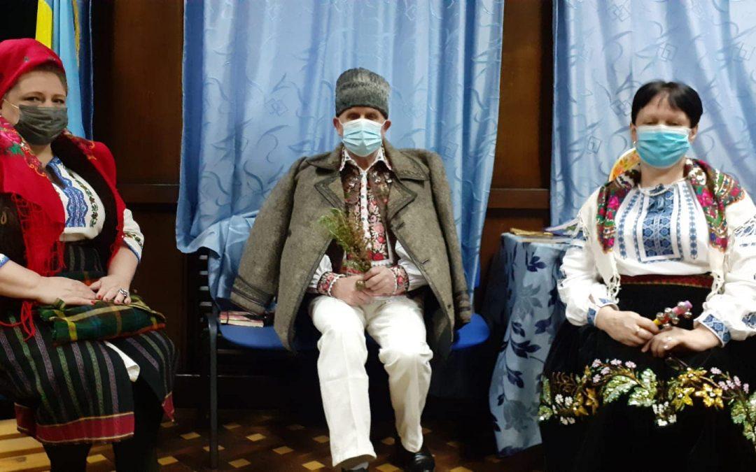 Concert tradițional de colinde și cântece ucrainene la București