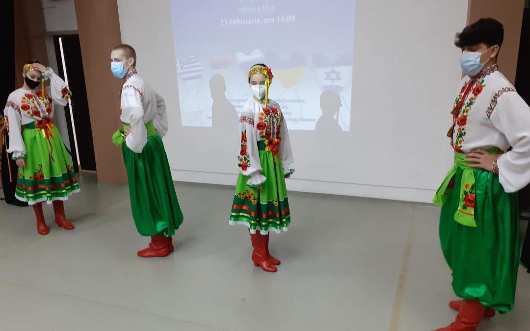 Ucrainenii din Iași au marcat Ziua Internațională a Limbii Materne