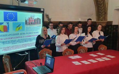 Ziua Internațională a Limbii Materne – 29 februarie 2020, Cluj-Napoca