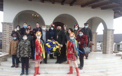 Acţiune de comemorare a oamenilor de cultură ucraineni din Bucovina