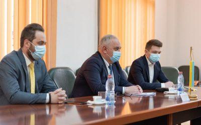 Întâlniri de lucru ale membrilor UUR cu autoritățile locale din județul Iași