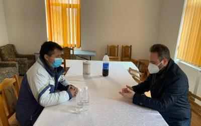 Aprofundarea colaborării dintre UUR și Vicariatul Greco-Catolic Ucrainean
