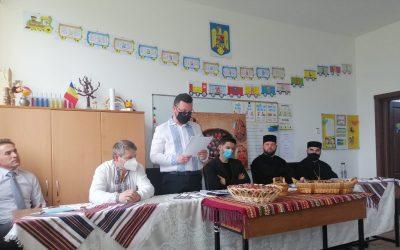 """Simpozion """"Credințe și tradiții pascale. Forme ale renașterii"""" la Brodina"""