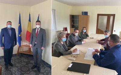 Soluții pentru dezvoltarea comunei Rona de Sus, județul Maramureș