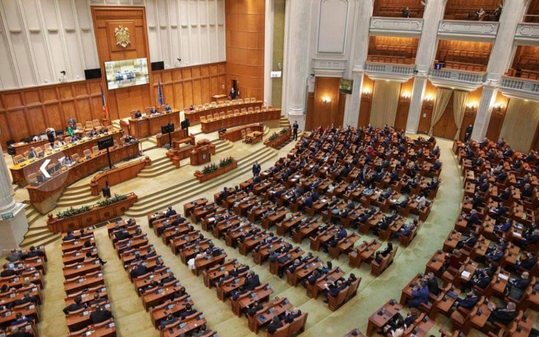 Пропозиція про внесення змін до Регламенту Палати депутатів