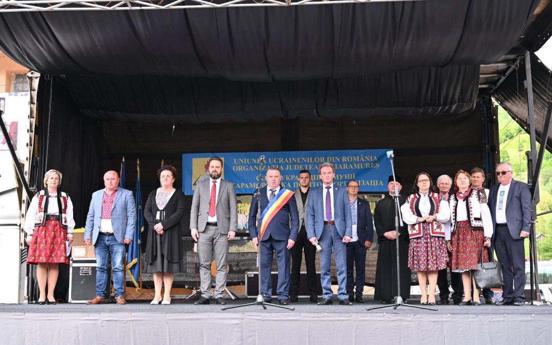 """Festivalul """"Obiceiuri pastorale de primăvară la ucraineni – Mira la huțuli"""""""