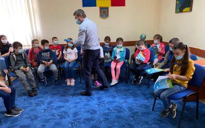 Екскурсія для дітей, які вивчають українську мову у школах Сучавського повіту