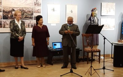 Ясська філія Cоюзу українців Румунії відзначила Дні української культури