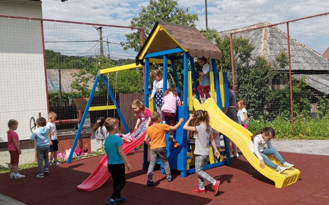 Ziua Porților Deschise pentru copii, la sediul UUR Rona de Sus