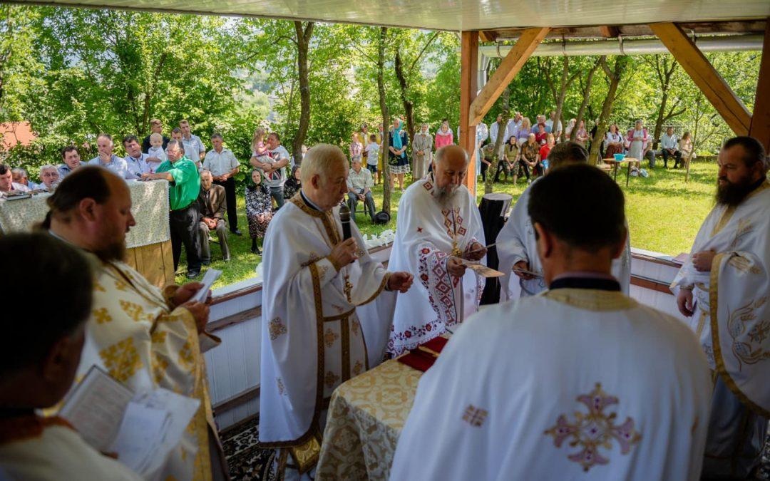 """Prăznuirea hramului bisericii ,,Sfinții Apostoli Petru și Pavel"""" la Bocicoiu Mare"""