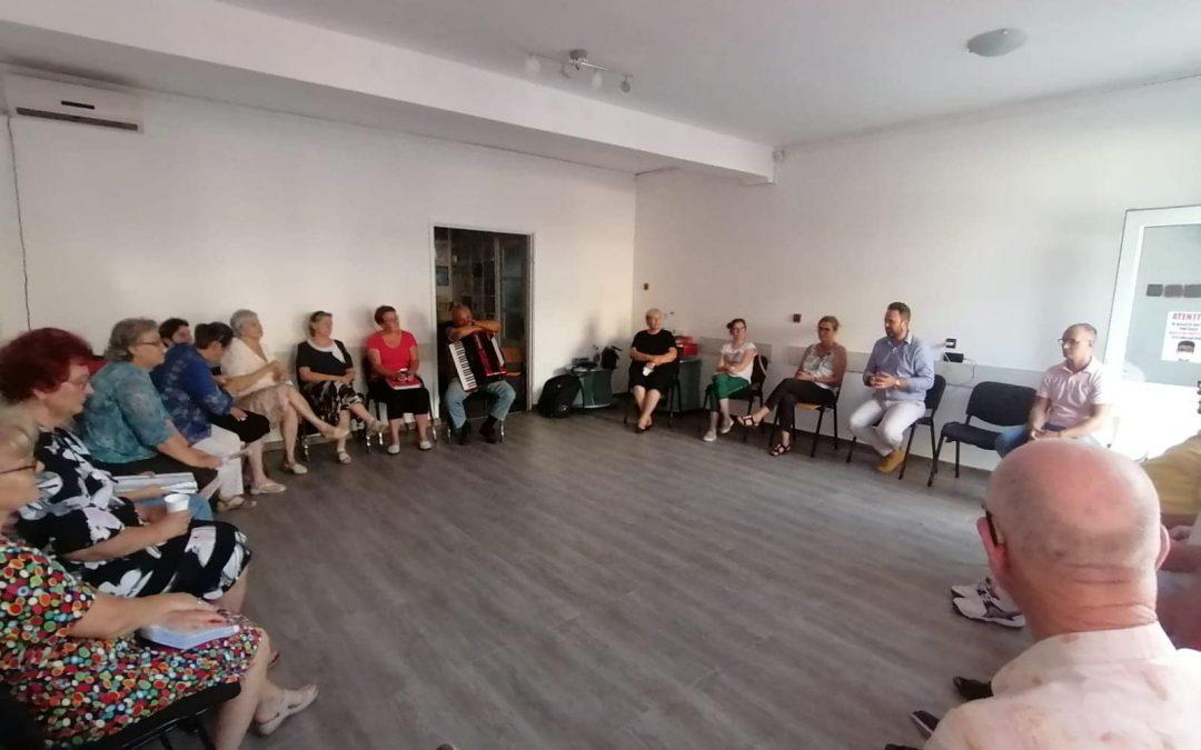 Vizită de lucru în localitățile ucrainene din delta Dunării (județul Tulcea)