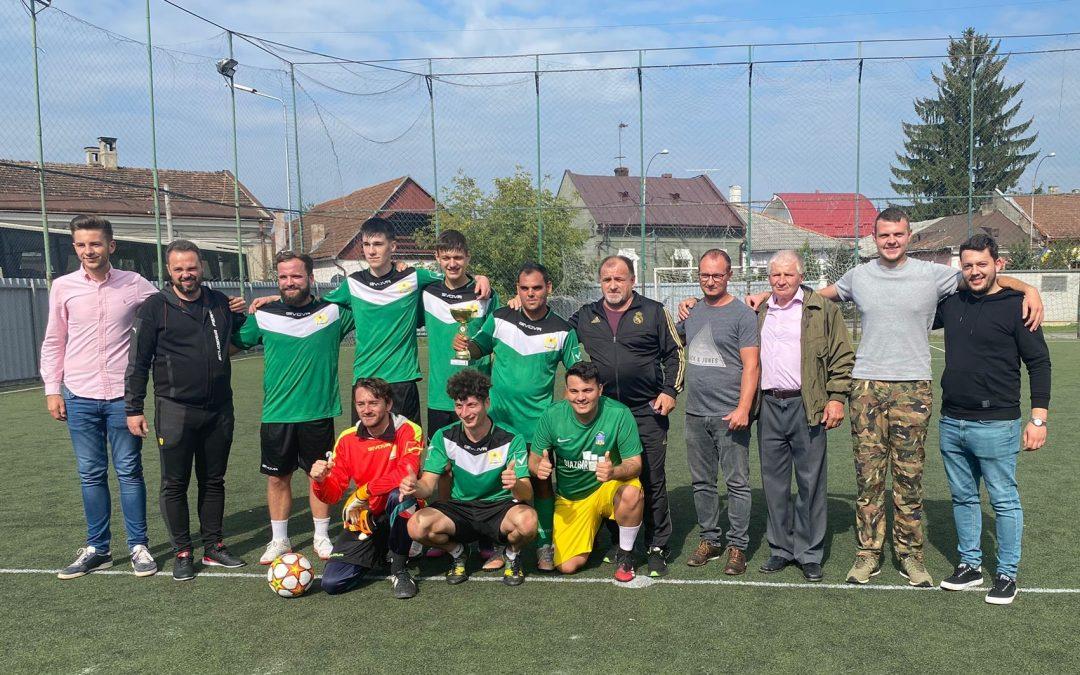 Cupa Organizației Tineretului Ucrainean din România, județul Maramureș