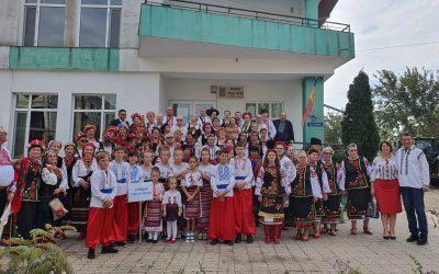"""Participare UUR la Festivalul folclorico-gastronomic """"Armonii Transdunărene"""""""