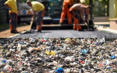 Colectarea gunoiului în Maramureș și reabilitarea drumurilor în com. Bălcăuți