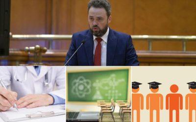 """Despre deficitul de medici de familie și apel la extinderea programului """"Masa caldă"""""""