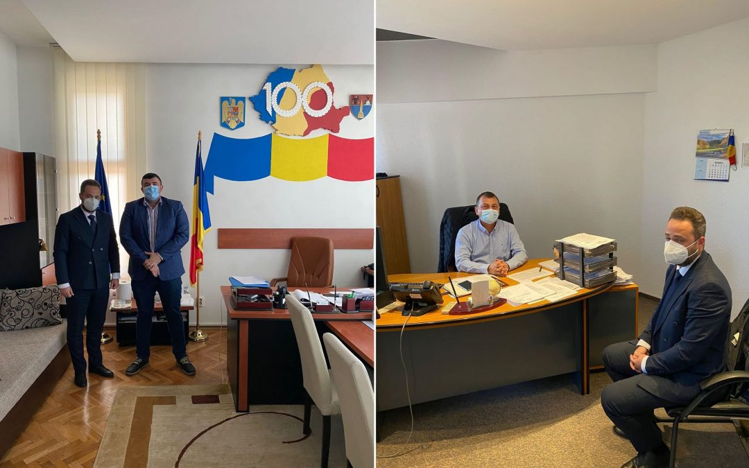 Discuții cu privire la probleme de actualitate pentru ucrainenii din Maramureș